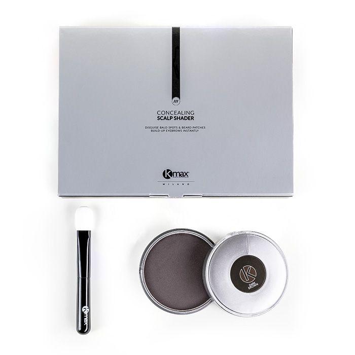 KMAX Пудра стайлинг 35 грамм цветная со спонжем