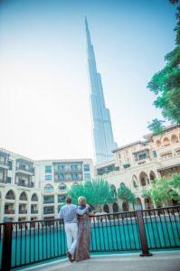 Свидание в ОАЭ
