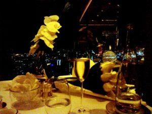 Торжественный ужин в Дубае