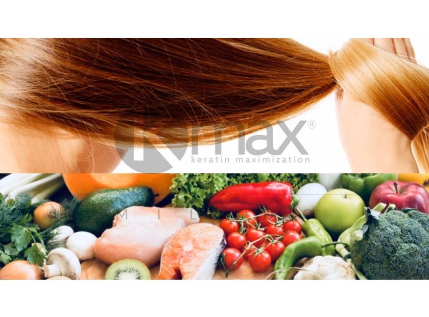 TOP-10 еды из кладовки для здоровья волос весной_1