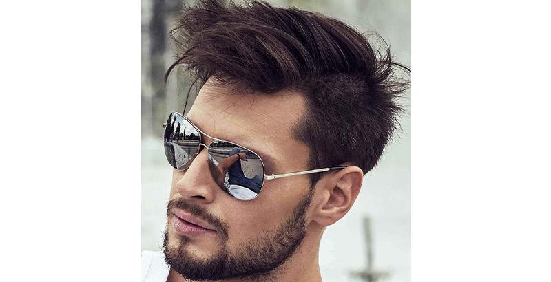Модные причёски на лето 2020. Мужская стрижка_1