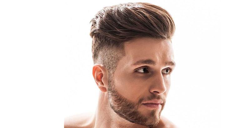 Модные причёски на лето 2020. Мужская стрижка_2