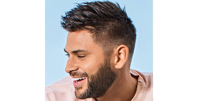 Модные причёски на лето 2020. Мужская стрижка_3