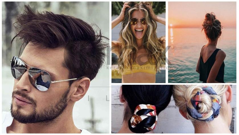 Модные причёски на лето 2020. Тренды из Милана_1