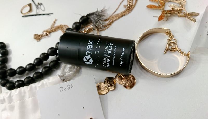 Средство против залысин на голове_кератиновый загуститель волос_Kmax
