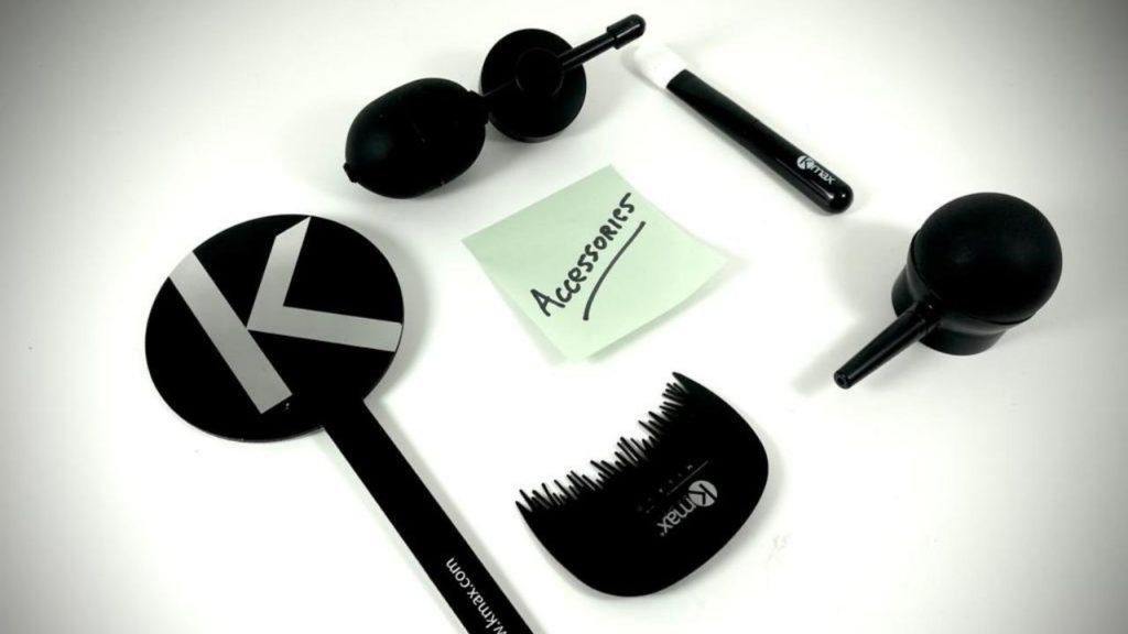 Аксессуары для укладки тонких волос Kmax_1