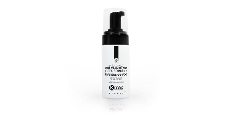 шампунь-пенка Kmax Healing Hair Foamer Shampoo