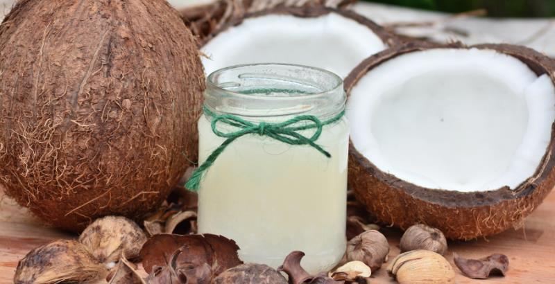 Кокос и кокосовое масло для волос